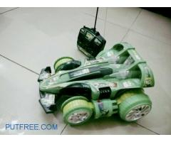 Toy RC Car - Ben 10