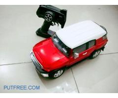Toy RC Car - Toyota FJ Cruiser