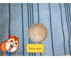 Old indin coin