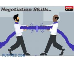 Negotiation Skills Course  I Learning by Doing