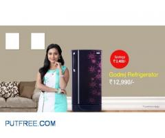 Refrigerator Mega Sale at SATHYA Online Shopping - Free Door Delivery