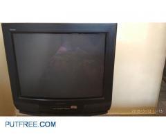 Sony CRT TV 22  INCH