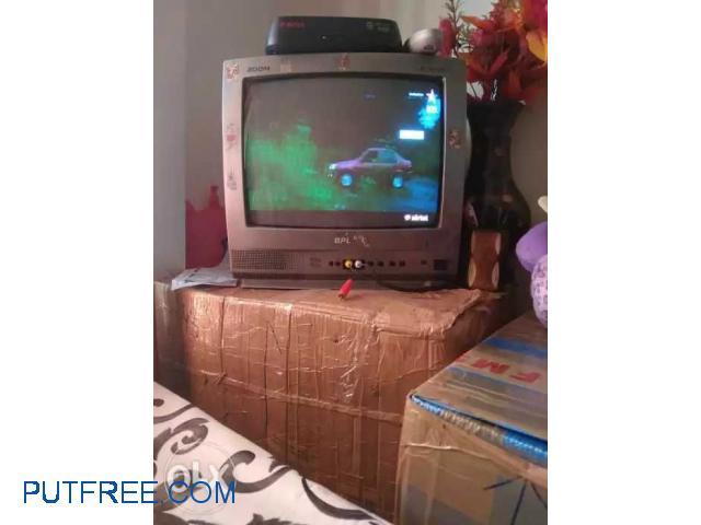 BPL CRT TV