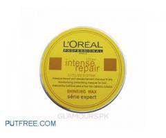 Loreal intense repair Hair wax