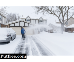 Snow Removal Service Peterborough