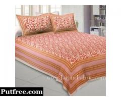 Largest Selection of Handmade Double Bed Sheets