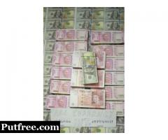 BUY GRADE AAA+  COUNTERFEIT MONEY UNDETECTABLE  BANK NOTES  what-sapp +91 8929872551