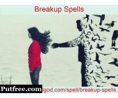 Breakup Spells – Spell God
