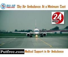 Book Air Ambulance in Kolkata with No Hidden Cost