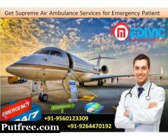 Select Top-Level Medical Facility by Medivic Air Ambulance in Gorakhpur