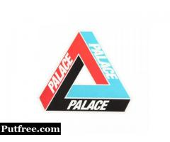 Clear Vinyl Stickers | Palace Skateboards Custom Stickers | Customsticker.com ™