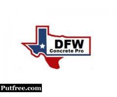 Concrete Contractors In Dallas, DFW Concrete Pro