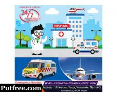 Best and Low Cost Air Ambulance Services in Kolkata is Available