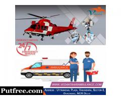 Low budget Air Ambulance Services in Bhubaneswar by Vedanta Air Ambulance