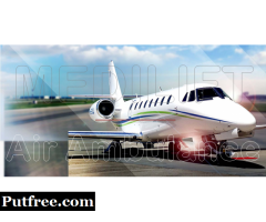 Get Medilift Charter Air Ambulance in Patna for Serious Patient Shifting