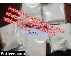 High quality 99.8 % purity eitozlam flualprazolam white powder  nana@zhongdingchem.com