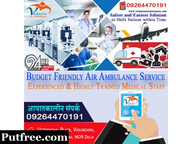 Best Emergency Medical Transportation in Shimla by Vedanta
