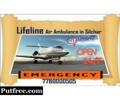Best Air Ambulance in Silchar Meets Advanced Booking Online Come to Lifeline