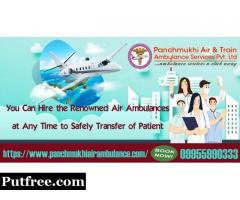 Other facilities in Panchmukhi Air Ambulance from Chennai