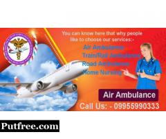 Air Ambulance from Bangalore-Services Are Excellent by Panchmukhi