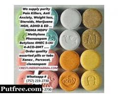 BUY OXYCODONE XANAX MDMA KETAMINE COCAINE FOR SALE ONLINE