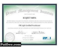 Buying your PMP certificate without exams from home Italy-Qatar