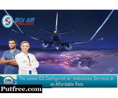 Utilize Low Budget Emergency Air Ambulance Service in Bangalore