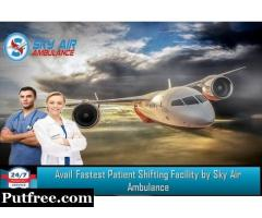 India's Trusted ICU Air Ambulance Service Provider in Raipur