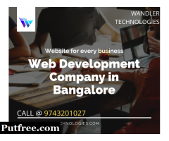Web design and development company in Banaswadi,Bangalore