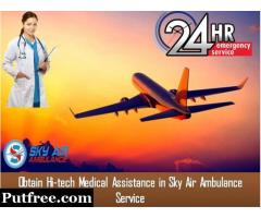 Use Air Ambulance from Bhopal with Complete Medical Treatment