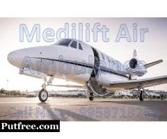 Get Medilift Air Ambulance in Hyderabad for Best Services