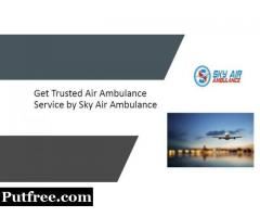 Use Air Ambulance from Delhi with the Best Medical Group
