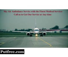 Take Air Ambulance from Kolkata with the Finest Medical Resource
