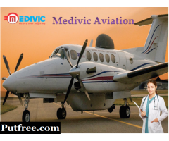 Kolkata to Vellore and Chennai Air Ambulance Service by Medivic Aviation