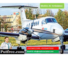 Domestic Air Ambulance in Delhi-Medivic-The First Choice of Emergency Case