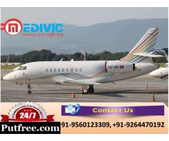 Avail Advanced Medical Facilities by Medivic Air Ambulance in Kolkata