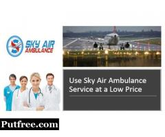 Book Air Ambulance from Varanasi with Top-Level Medical Treatment