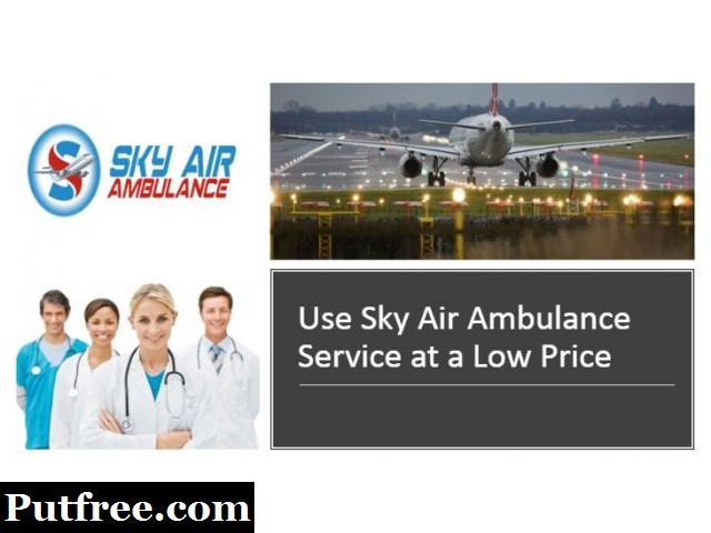 Choose Air Ambulance from Amritsar with Reliable Medical Treatment