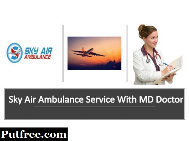 Get Trusted Air Ambulance from Coimbatore with Qualified Medical Team