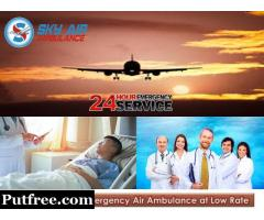 Get Hi-Class Air Ambulance Service in Aligarh with Emergency Facility