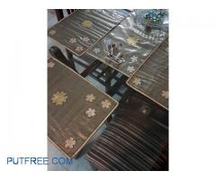 Royal dinning table set