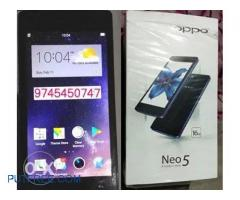 oppo neo 5 3g mobile 6 month used low prise