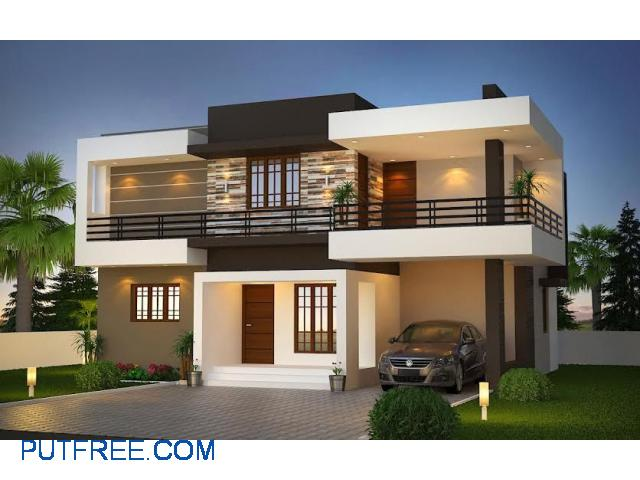Houses for sale in Palakkad..CALL 999477.3081