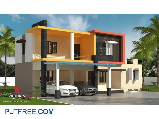 In Palakkad-Branded New Luxurious Houses for sale-Just Pay 50K-Get 90% Home Loan
