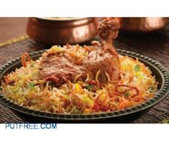 Hyderabad dum biryani cook needed for cloud kitchen