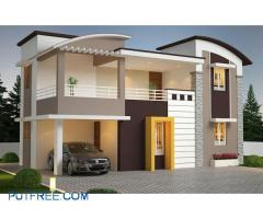 3BHK villas fro sale in palakkad