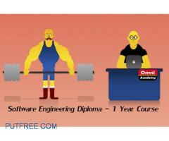 Software Engineering Diploma - 1 Year Course  I Learning by Doing