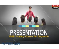 Presentation Skills Training Course for Corporate  I Learning by Doing