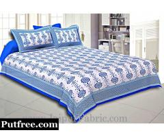 Explore And Buy Online Vivid Cotton Satin Bed Sheets
