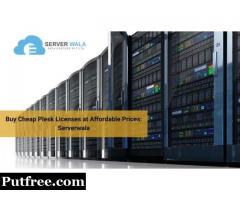 Buy Cheap Plesk Licenses at Affordable Prices: Serverwala